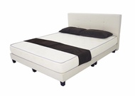 """King Size Bed Frame with 8"""" Mattress! FREE DELIVERY FREE INSTALLATION)"""
