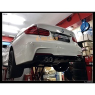 全新 BMW F30 M-TECH Performance 樣式前下巴素材