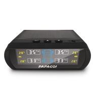 [現貨]PAPAGO ! TireSafe S60E無線太陽能胎外式胎壓偵測器  (兩年保固)