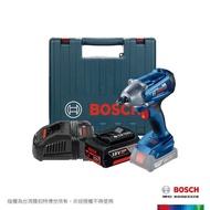 【BOSCH 博世】18V鋰電衝擊板手機 GDS250-LI套裝組4.0Ah
