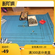 Goods Wool Jigsaw Puzzle Blanket Jigsaw Puzzle Mat Storage Blanket 5000 1000 2000 3000 Pieces of Large Adult