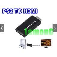 PS2 轉 HDMI 轉換器 PS2 TO HDMI PS2 轉接 HDMI PS2轉換器 高清 HDMI 轉接器 現貨