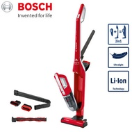 Bosch 淨擊二合一直立式無線吸塵器 BCH3PT25TW 魔力紅 (寵物專用刷頭)
