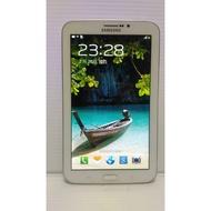 三星Samsung GALAXY Tab 3  SM-T211 7吋 平板電腦 背部貼模未撕