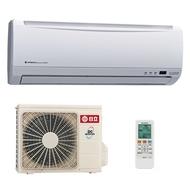【HITACHI 日立】3-4坪冷暖變頻分離冷氣RAS-25YK1/RAC-25YK1
