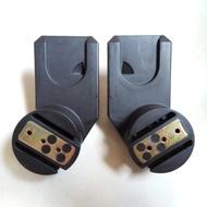 Maxi-cosi 提籃轉接器Quinny Zapp Xtra/ Xtra2提籃轉接器 maxi cosi 替換配件