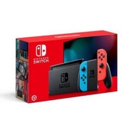 任天堂 Nintendo Switch 電光藍/紅 電池加強版 電力加強版 公司貨