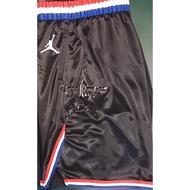 2019 一月 NBA ALL STAR GAME 明星賽 短褲 籃球褲 球褲 黑 AQ7299-010
