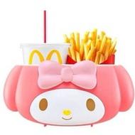 全新未拆 麥當勞美樂蒂萬用置物盒 美樂蒂可愛提籃   melody 麥當勞美樂蒂