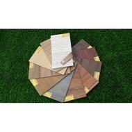 Vinyl Motif Floor Carpets Green Floor Plank Wood