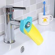 水龍頭 延伸器 洗手 防濺頭 延長器 導水槽 引水器 兒童 寶寶 加長 水嘴 輔助 浴室 廚房 兒童用品 安全 兒童洗手延伸器♚MY COLOR♚【Q132-2】