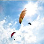 【埔里】[唯一合格團隊]【飛行傘體驗】南投埔里滑翔傘 飛行傘 票券 極限運動 觀光