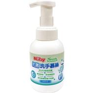 Nuby 抗菌洗手慕絲/300ml