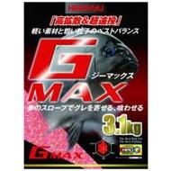 2019年新品! 日本製造 HIROKYU G-MAX 大特價 粉餌3.1kg 黑白毛誘餌粉 磯釣 誘餌