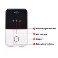 4G LTE Sim Card Wifi Router Portable Pocket wifi Mobile Hotspot Modem With Sim Card Slot 4G Modem