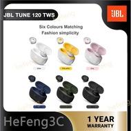 JBL Tune 120TWS True Wireless earbuds JBL Headphones Earphones