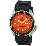 Seiko_seiko _/seiko_seiko _ ผู้ชายอัตโนมัตินาฬิกากันน้ำเชิงกล 200M เส้นผ่าศูนย์กลาง 41 มม.ยาง Skx011j1