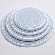 4/5/6.5/8'' Car Speakers Grill Mesh Case Net Protective Case Subwoofer Speakers
