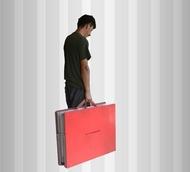 新型多功能可升降木工工作台 便攜式折疊鋸台  倒裝電鋸 木工工作台 木工切割台