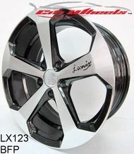 LX123 17  Sports Rim / Alloy Wheels 4H114.3 BFP