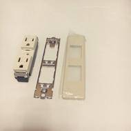 Panasonic  國際牌 系統櫃組合插座
