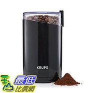 [106美國直購] 咖啡磨豆機 KRUPS F203 Electric Spice ,Black _TB0