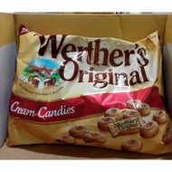 !costco #47538 Werther's 偉特原味鮮奶油糖 1KG