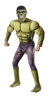 Rubie s Men s Hulk Adult Costume