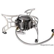 【新奇屋】BL100-T4-A 步林承分體式氣爐 便攜式氣爐/折疊蜘蛛爐高山爐(電子點火)
