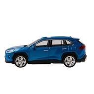 現貨-TOYOTA RAV4迴力車(藍/白)新款