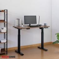 RICHOME   DE289  WARRIOR智能電動升降工作桌  工作桌  升降桌  電腦桌  辦公桌  電動桌