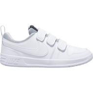 【NIKE 耐吉】908 PICO 5 GS 大童 女鞋 小白鞋 復古 休閒鞋 白 CJ7199100
