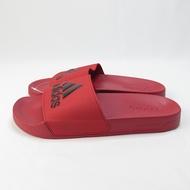 ADIDAS ADILETTE SHOWER 防水 拖鞋 正品 EE7039 男款 紅【iSport愛運動】
