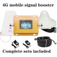 Cell phone signal booster 4G signal booster repeater LTE 2600Mhz cellphone 4G 2600 amplifier mobile repeater
