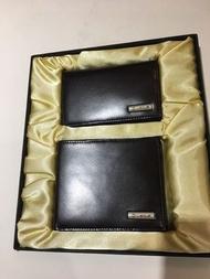 全新 Lexus皮夾+名片夾禮盒組