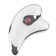第三代電量顯示熱導美妍天使機海豚機 送收納袋 電動刮痧板 刮痧神器 瘦小臉 震動臉部 按摩器 撥筋刮痧板