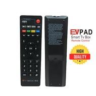 EVPAD Tv Box Remote Control for EVPAD 5S / 5P / 3S / 3 / 3Max / 2S / Pro+ / Plus