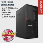 【Lenovo】聯想 ThinkStation P330 Tower i5-9600K/8G/1TB HDD/Win10 Pro 商用桌上型電腦