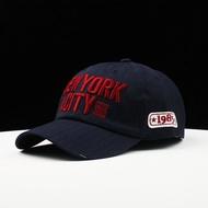 USA NEW YORK CITY Vintage NYC EST 1985 United States Podium Baseball Cap