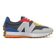 【NEW BALANCE】NB 327 休閒鞋 男女鞋 彩色 拼接 男女鞋 彩色(MS327PBB)