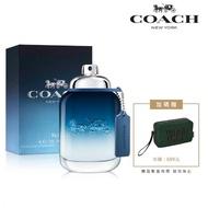 【COACH】時尚藍調男性淡香水60ml(原廠公司貨)