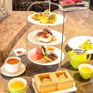 【電子票券】台中金典酒店2人平日週一-四英式下午茶餐券
