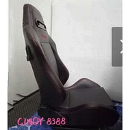 🔥RECARO SEMI BUCKET SEAT R3 LEATHER PVC (THAILAND)