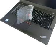 【Ezstick】Lenovo ThinkPad L460 奈米銀抗菌TPU 鍵盤保護膜(鍵盤膜)
