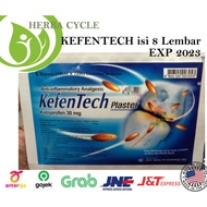 Kefentech Koyo / Plaster Pain Relief, Swelling, Joint Pain