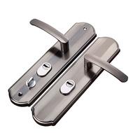 ☃✻Anti-theft door handle lock black gold handle lock Anti-theft door lock handle door handle lock handle lock handle com