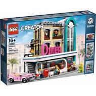 【周周GO】 LEGO 10260 街景 Downtown Diner 市中心餐廳 美式餐廳
