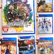 PS4 遊戲片 二手