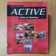 ACTIVE Skills for Reading:Book1 ISBN:0838429026