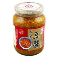 【江記】黃金豆醬360g